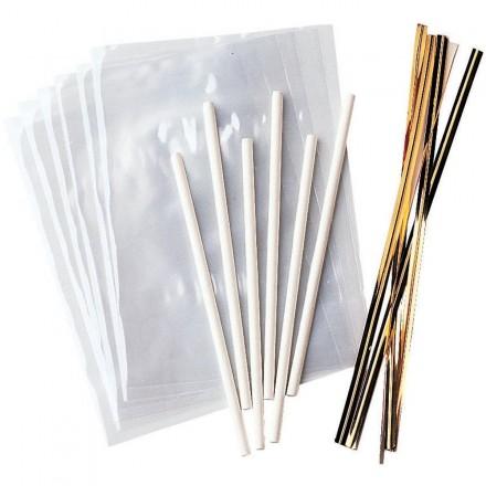 Lollipop Wrapping Kit