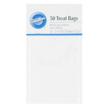 Lollipop / Treat Bags Pack of 50