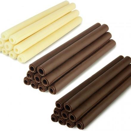 Chocolate Cigarellos