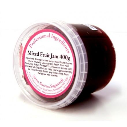 Mixed Fruit Jam 400g