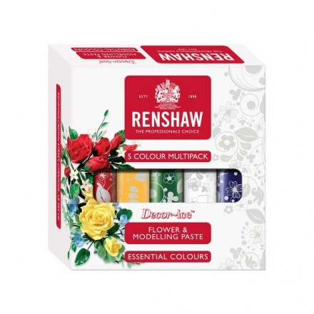 Renshaw 5 Colour Multipacks