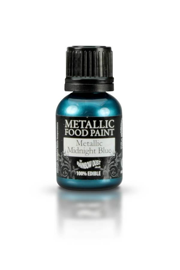 Rainbow Dust Metallic Edible Paints Sweet Success Products