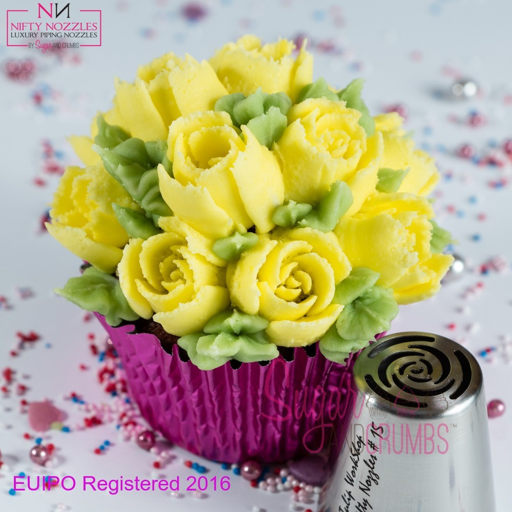 Nifty Nozzles For Flowers And Ruffles Sweet Success Products