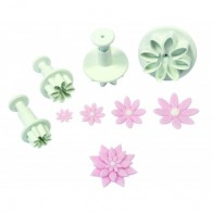 Daisy Marguerite Plunger Cutters