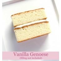 Vanilla Genoese Sponge