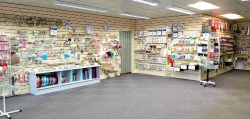 Sweet Success Nottingham Shop