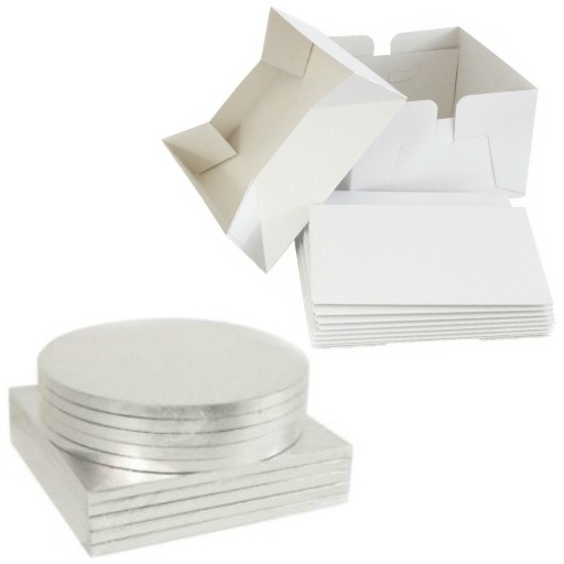 Bulk Pack Boards and Boxes