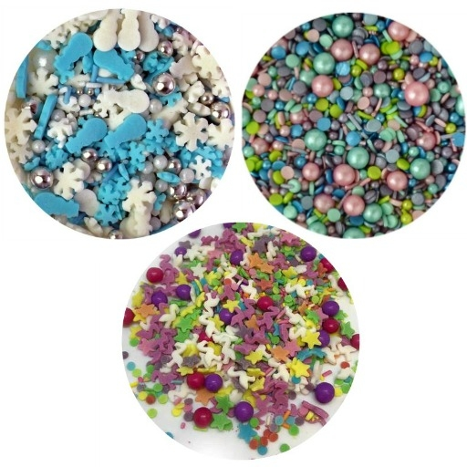 Sprinkletti Mixed Sprinkle Bags