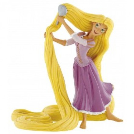 Rapunzel with Comb Topper