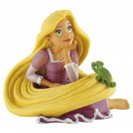 Rapunzel with Chameleon Topper