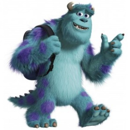 Monsters Inc - Sully