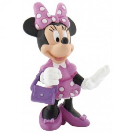 Minnie Mouse with Handbag