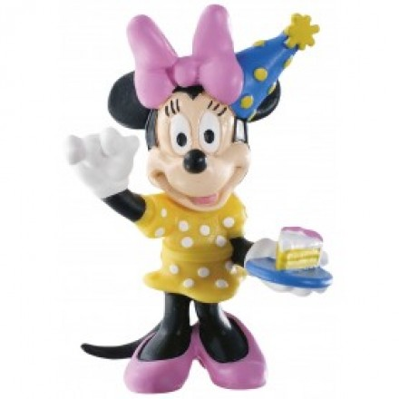 Minnie Mouse - Celebration Topper