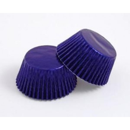 Purple Foil Cases (pack of 50)