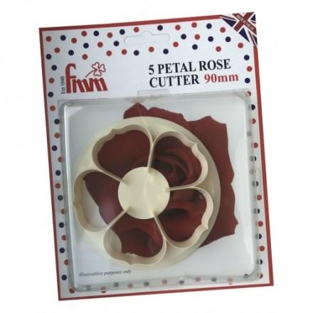 5 Petal Rose Cutters