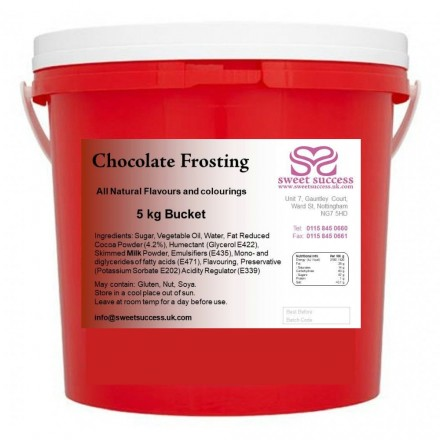 Chocolate Frosting 5kg