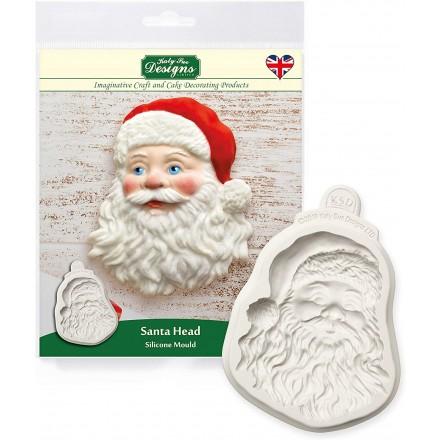 Santa Head Mould
