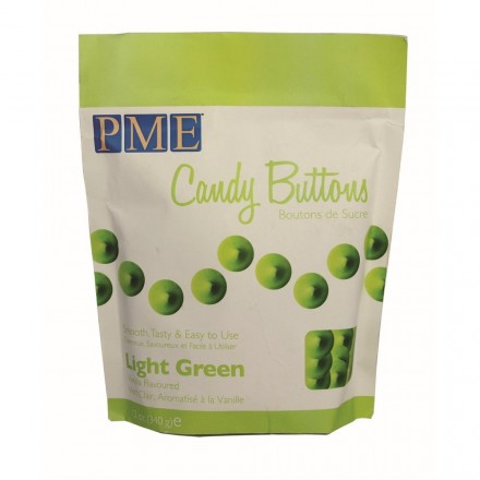 PME Light Green Candy Melts 340g