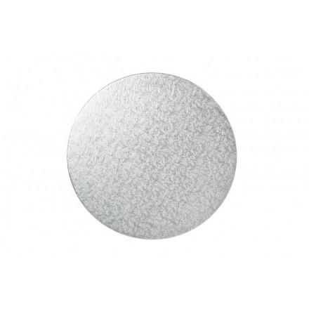Silver Drums Round
