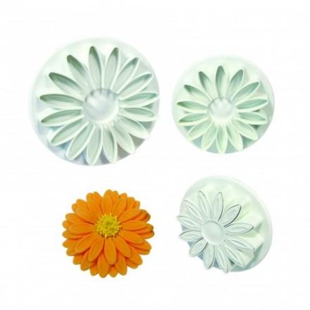 Veined Sunflower Daisy Gerbera Cutters