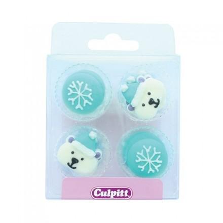 Arctic Sugar Pipings - Box of 12