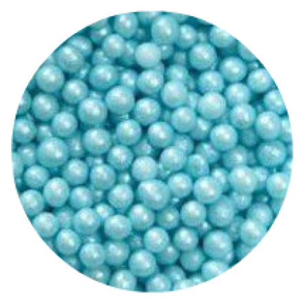BLUE DRAGEES 4MM 100G