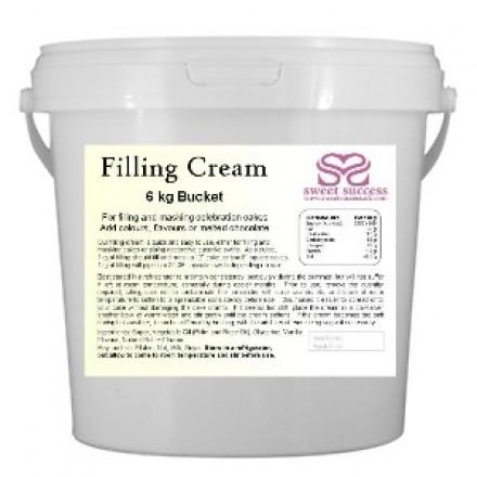 Vanilla Filling Cream 6kg
