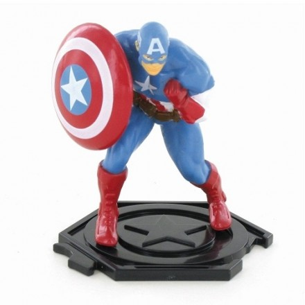 Captain America Topper