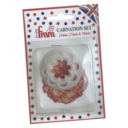 Carnation Cutter (Set of 3)