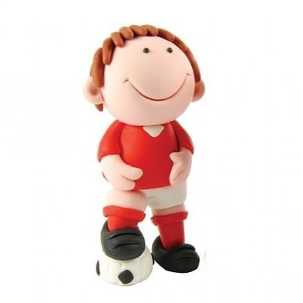 Footballer Cake Topper