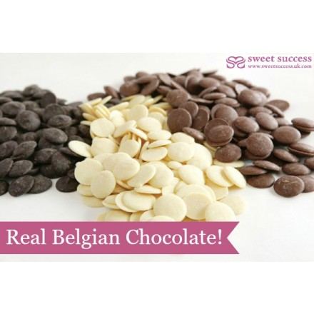 Belgian Chocolate Couverture