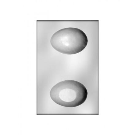 Plain Easter Egg Mould 5.5 Inch