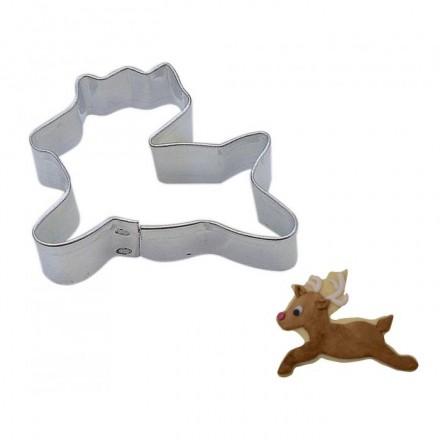 Mini Reindeer Cookie Cutter 5cm