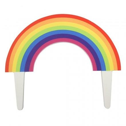 Gumpaste Rainbow Pic