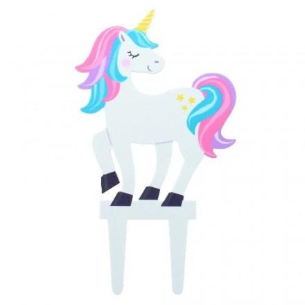 Gumpaste Unicorn Pic
