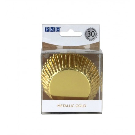 Gold Standard Cupcake Cases (pack of 30)