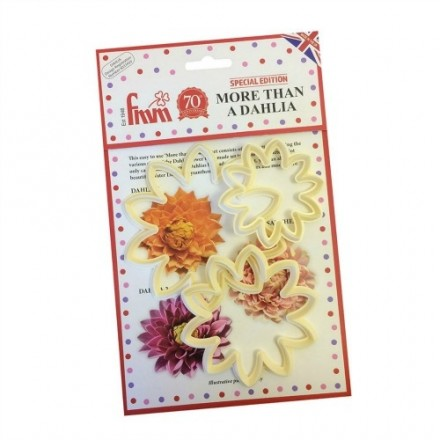 More than a Dahlia Cutter (Set of 3)