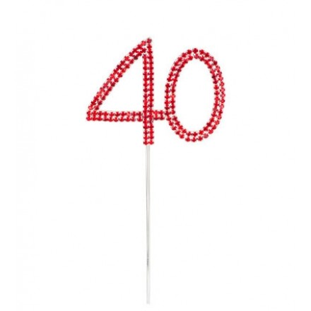 Diamante Red 40
