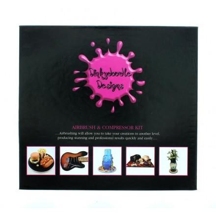Dinkydoodle Airbrush Set + DVD