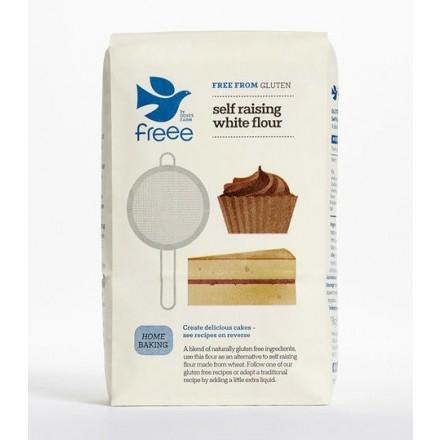 Doves Farm Gluten Free Self Raising Flour - 1kg