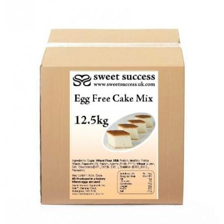 Egg Free Cake Mix 12.5kg