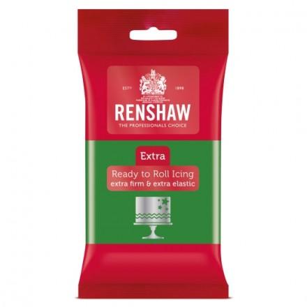 Extra Green Renshaw Sugarpaste 250g