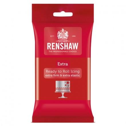 Extra Red Renshaw Sugarpaste 250g
