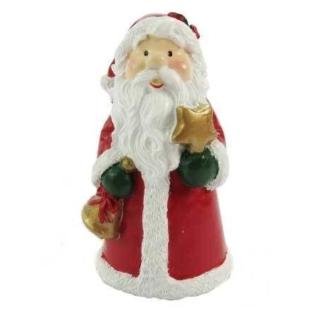 Jolly Santa Topper