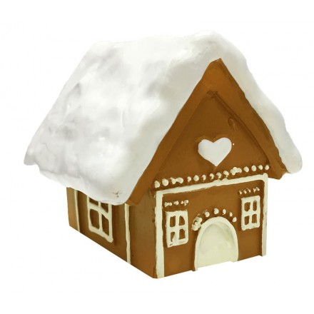 Mini Gingerbread House Topper