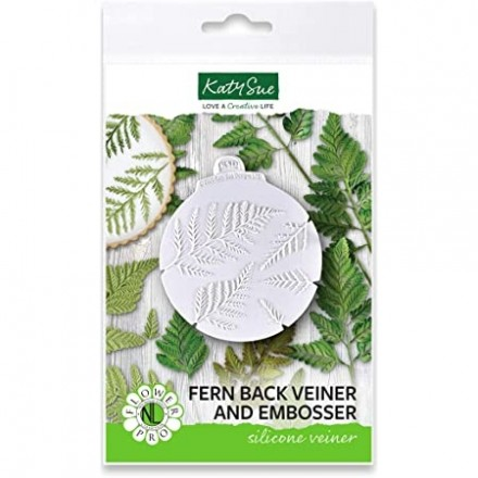 Fern Back Veiner and Embosser