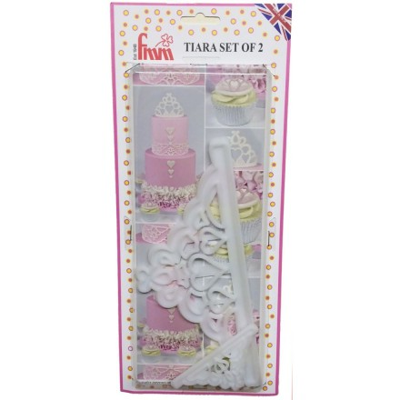 Tiara Cutters (Set of 2)