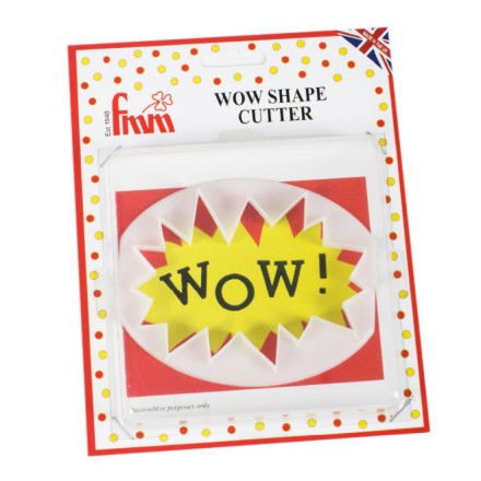 Wow Shape Cutter