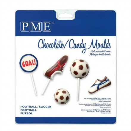 Football Chocolate Mould
