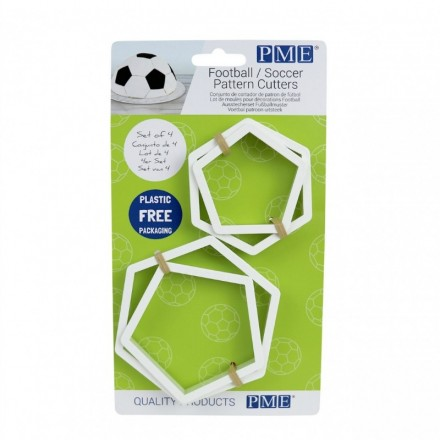 Football Pattern Cutters